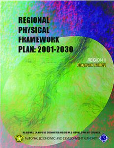 Regional Physical Framework Plan 2001-2030
